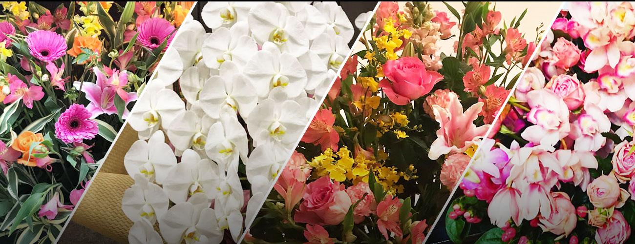周年祝い 花