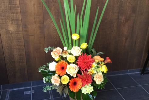 西麻布 株式会社サードパーク様移転祝い花