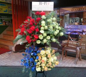 恵比寿CreAto Hi_Fi様のライブスタンド花
