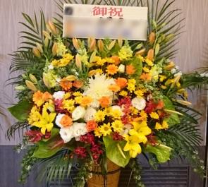 吉祥寺第一ホテル 入社式用スタンド花