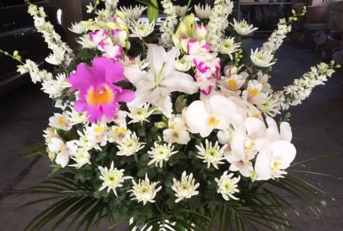 本駒込 龍光寺 ご葬儀用花 告別式・通夜