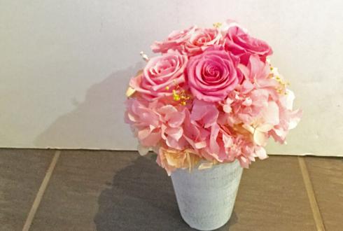 金婚式 結婚記念日50周年祝いの花 プリザーブドフラワー