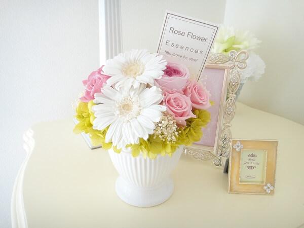横浜市 プロポーズの花 プリザーブドフラワー