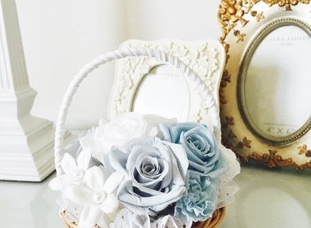港区 プロポーズの花 プリザーブドフラワー