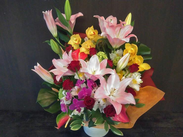 練馬 誕生日プレゼントの花