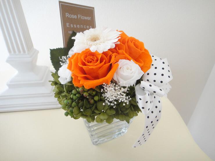 江東区 誕生日プレゼントの花 プリザーブドフラワー