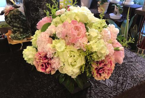 台東区 おぎはら動物病院様のペット用お供え花