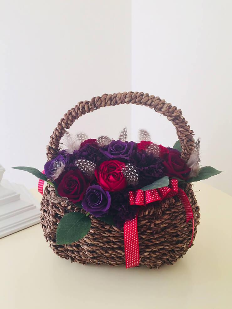 アートカフェフレンズ 豊川麗子様のメゾソプラノリサイタル祝い花