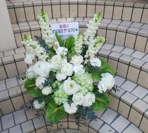 北青山 EVOKE TOKYO様の開店祝い花