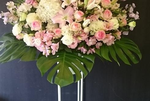 池袋 株式会社日本カードネットワーク様のお祝いスタンド花