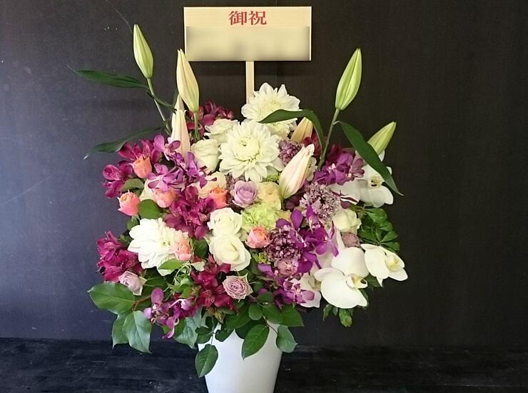練馬区石神井町 サクライ楽器様の開店祝い花