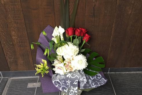 帝国劇場 則松亜海様のミュージカル中日祝い花束