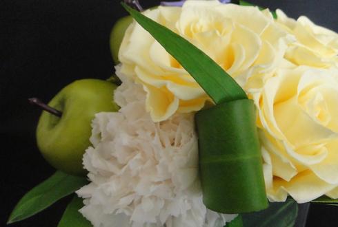 港区 昇進祝いの花 プリザーブドフラワー