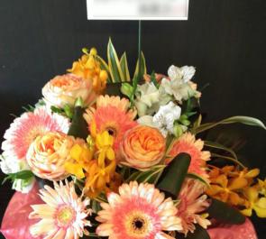 光が丘IMAホール バレエ発表会祝い花