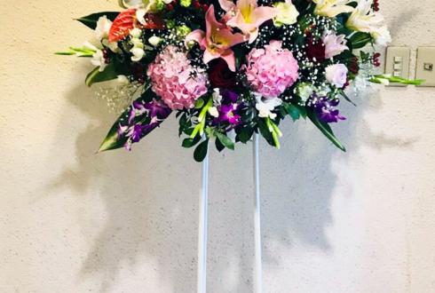 浅草クラブレジェンド 誕生日祝いスタンド花
