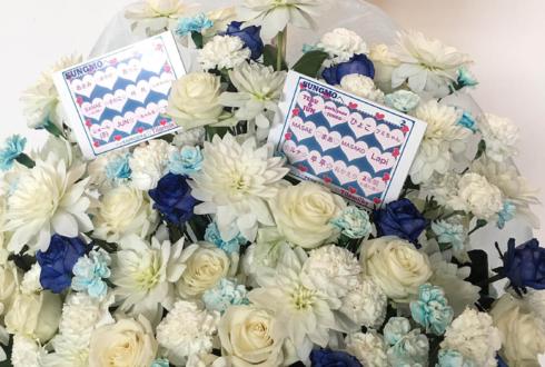 超新星 ソンモ様の除隊記念ファンミーティング-kagami- 花束風スタンド花