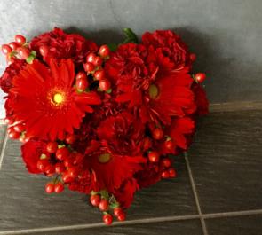 銀座博品館劇場 平間壮一様の主演ミュージカル千穐楽祝い花