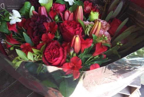 グランドプリンスホテル高輪 中華料理 古希殿 還暦祝い花束