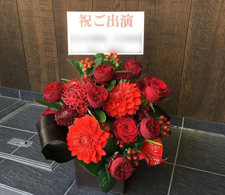 品川ザ・グランドホール Fate/Apocrypha -Epilogue Event-ご出演者様の出演祝い楽屋花
