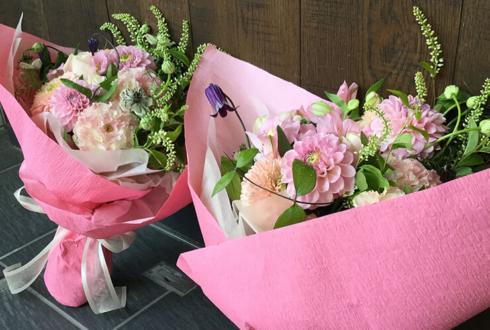 明治記念館 結婚式両親贈呈用花束