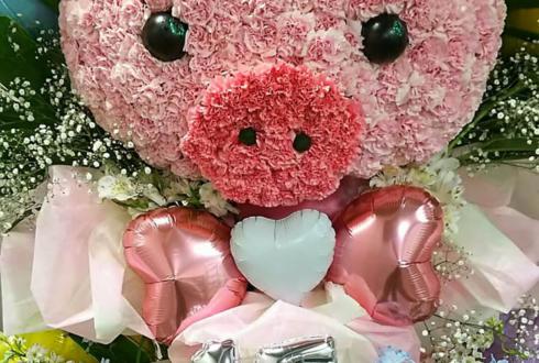 TOKYO FM HALL sora tob sakana 山崎愛様の生誕祭祝いスタンド花