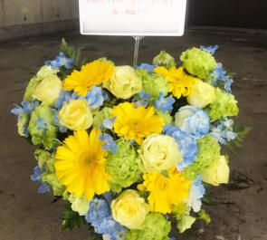 TSUTAYA O-EAST P青木様の生誕イベント祝い花