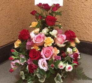 赤坂RED/THEATER 小西成弥様の舞台出演祝い花