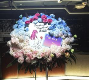 マイナビBLITZ赤坂 遠藤ゆりか様のライブ公演祝いスタンド花