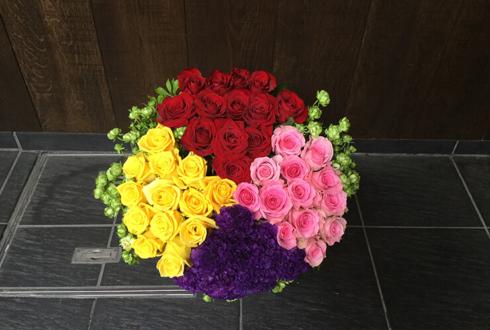 上尾市 Piccolo Coraggio様の開店祝い花