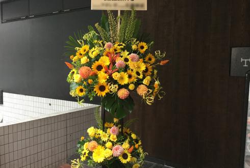 西新宿 DRAEMONセブン様の開店祝いスタンド花