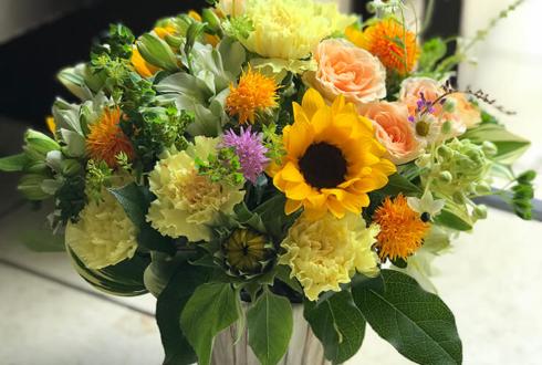 横浜市 お世話になった恩師へお礼の花