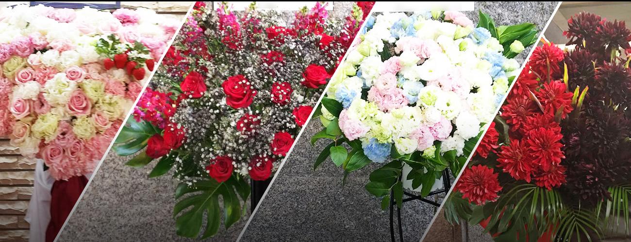 TOKYO FM HALLお祝い花