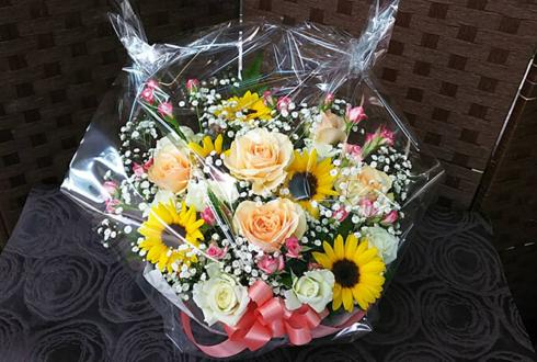荒川区 ひまわり・バラお供え花