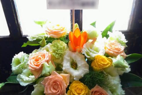 新宿マルイアネックス 久世岳先生の「うらみちお兄さん」サイン会祝い花