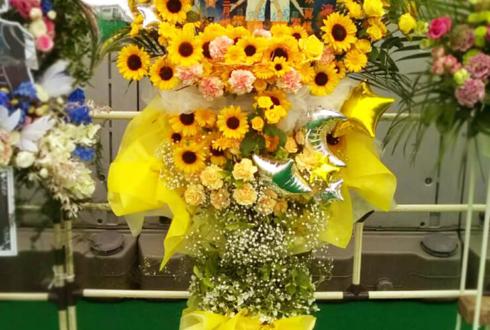 メットライフドーム IDOLiSH7 和泉三月(cv.代永翼)様のライブスタンド花