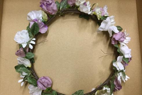 幕張メッセ 乃木坂46 山下美月様の握手会祝い花冠