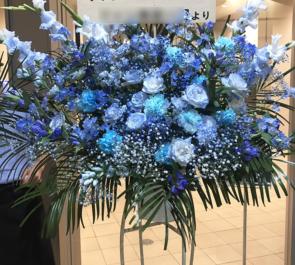シアター1010 平山トオル様のミュージカル出演祝いスタンド花