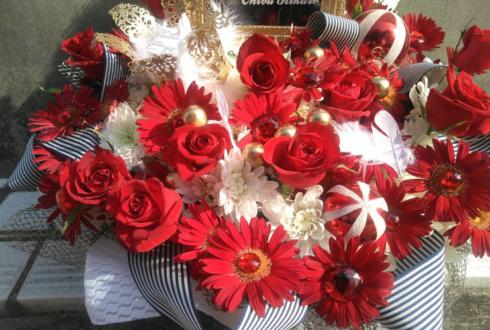 聖ジュリアーノ音楽院 千葉光様の卒業祝い花