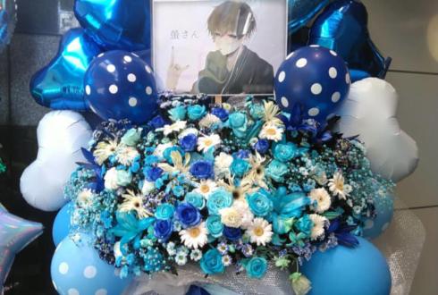 MANHOLE 浅草橋 秋葉原店 螢様のライブ公演祝いスタンド花