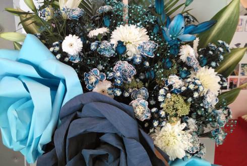 全労済ホール/スペース・ゼロ 平牧仁様の舞台出演祝いスタンド花
