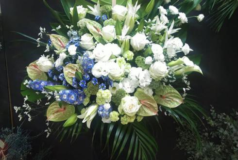 光が丘IMAホール 小波津亜廉様の舞台出演祝いスタンド花