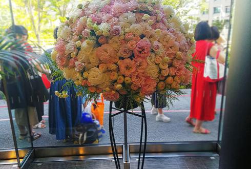 ベルサール高田馬場 2CARAT様(シンジ・レイジ)の『ARP KICK A'LIVE』スタンド花