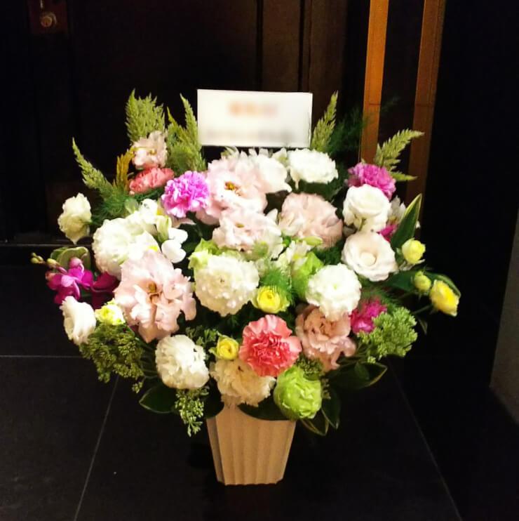 歌舞伎町Anna'sbar 誕生日祝い花