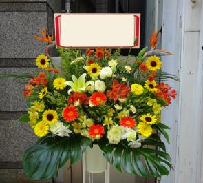 豊洲PIT SURFACE様のライブ公演祝いスタンド花