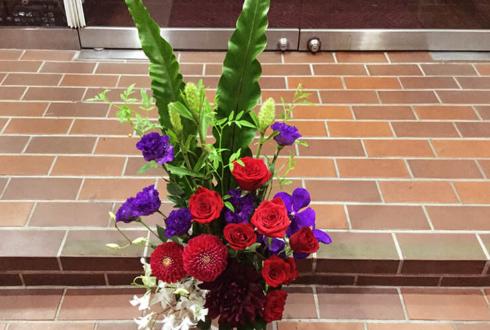 西麻布 FOOD&DRINK besun様の15周年祝い花