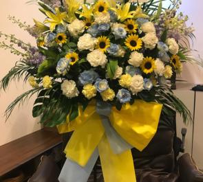 浅草六区ゆめまち劇場 小島権徳様の主演舞台公演祝いスタンド花