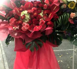 シアターグリーン 星璃様の主演舞台公演祝い花束風スタンド花