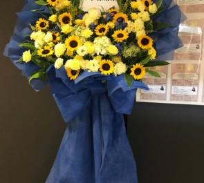 浅草六区ゆめまち劇場 大崎捺希様の生誕祭2018スタンド花
