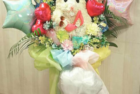 TSUTAYA O-EAST 立花理香様のライブ公演祝いスタンド花