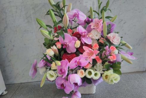 練馬文化センター フジサトバレエスタジオ様のバレエ公演祝い花